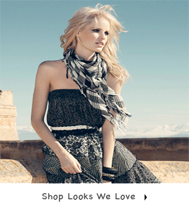 shop scarves we love
